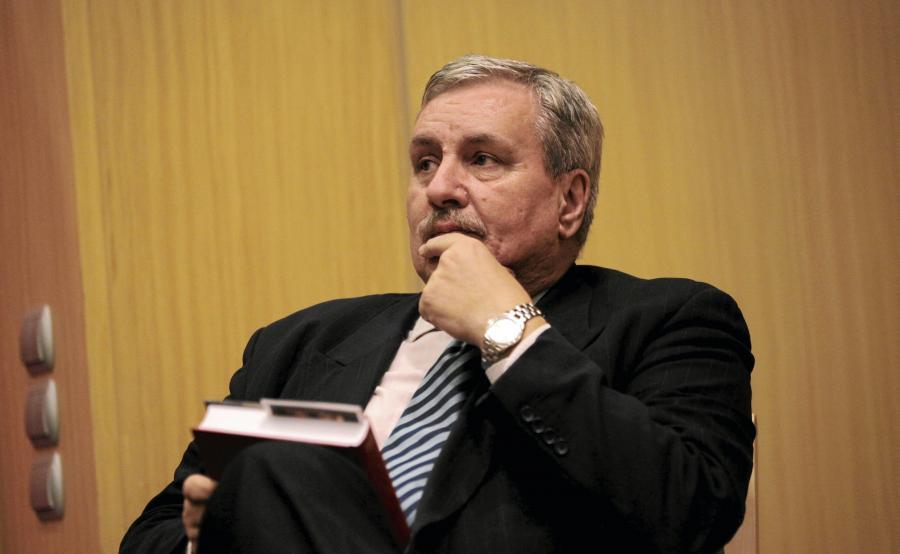 Prof. Jerzy Eisler