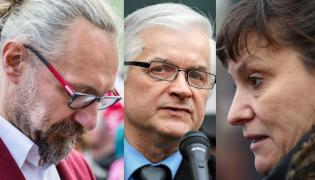 Mateusz Kijowski, Włodzimierz Cimoszewicz, Ewa Stankiewicz