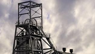 Kopalnia węgla