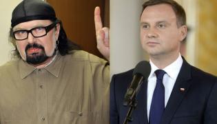 Zbigniew Hołdys, Andrzej Duda