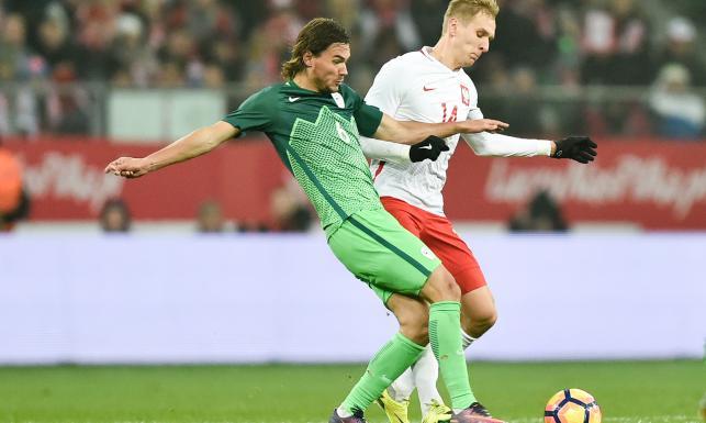 Drugi garnitur nie dał rady Słoweńcom. Remis kadry Nawałki w ostatnim meczu w 2016 roku