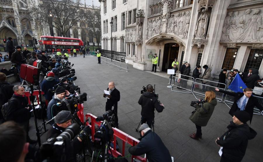 Media przed Sądem Najwyższym