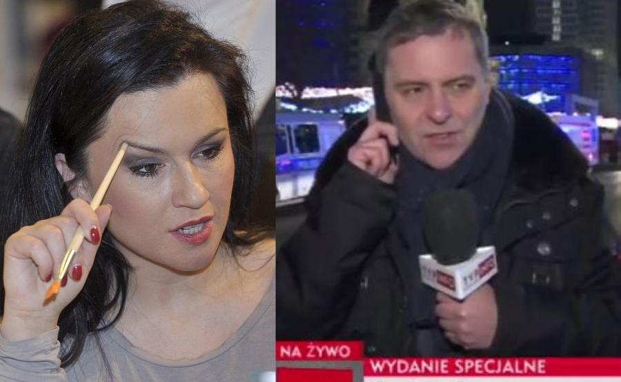 Beata Tadla, Cezary Gmyz
