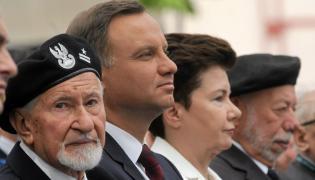Prezydent Andrzej Duda w Muzeum Powstania Warszawskiego