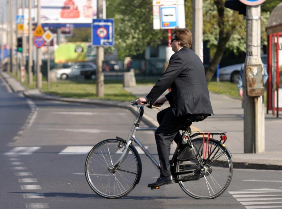 Rząd bierze się za rowerzystów. Chce im ulżyć