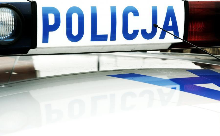 Policja. Radiowóz