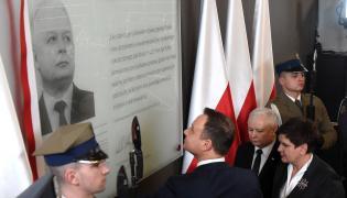 Andrzej Duda, Beata Szydło, Jarosław Kaczyński
