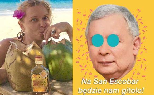 Paulina Młynarska śpiewa \
