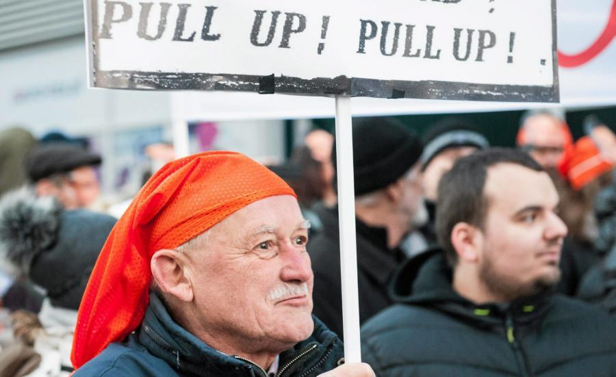 Protest KOD we Wrocławiu3