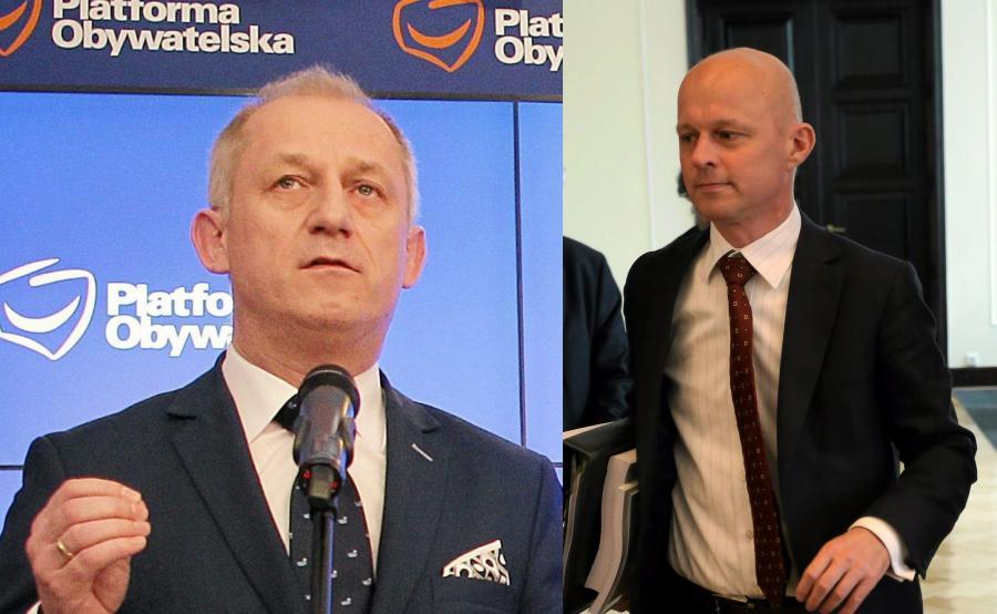 Sławomir Neumann i Paweł Szałamacha