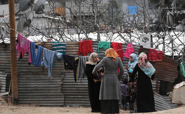 Strefa Gazy Picture: Izrael Przygotował Ofertę Ekonomiczną Dla Strefy Gazy