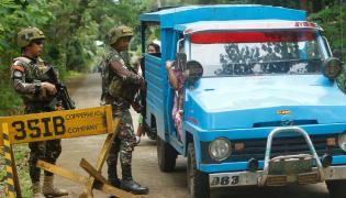 Filipińscy żołnierze