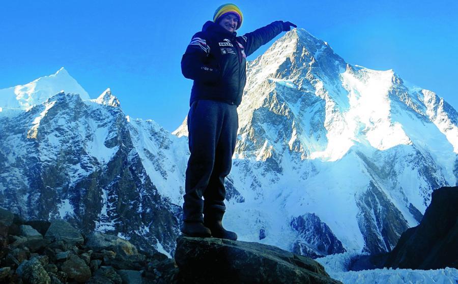Czas na K2 zimą