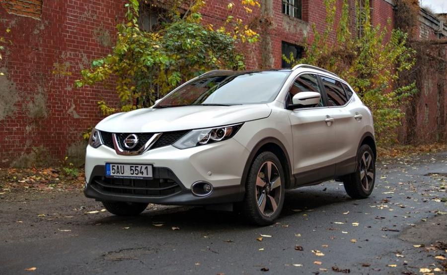 Nissan Qashqai 1.2 DIG-T/115 KM N-Vision