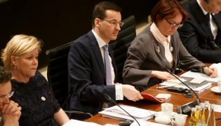 Mateusz Morawiecki na szczycie G20